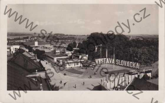 Uherské Hradiště - Výstava Slovácka 1937