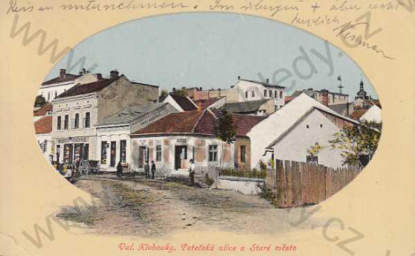 Valašské Klobouky Staré město OBCHOD 73b7e70578